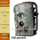12MP Trail Stealth Scouting Hunting Game Wildlife Nature Digital Video Camerea With Detachable Battery Box M330