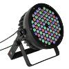 RGBW LED par can / stage light