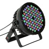RGBW LED par can / stage light