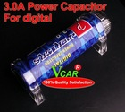 3.0A Car Audio Capacitor, Car Power Capacitor, Capacitors