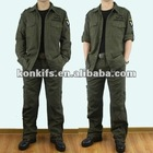 mens outdoor custom battle fight war canvas military uniform design