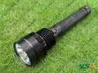 HID xenon torch/flashlight with five model 65W/50W/35W handheld for outdoor camping