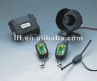 C1-802 Two way LCD car alarm
