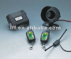 C1-802 Two way LCD car alarm