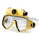 Hot sale 640*480 Diving mask camera