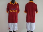 12-13 AS Roma home football jersey, wholesale soccer jerseys cheap