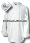Teflon White 65/35 Kitchen Chef Jacket