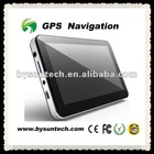 5 inch GPS with EU IGO Map