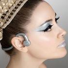 Ears Free USB Headphones powered by Military Bone Conduction Technology