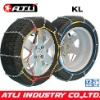 Snow chains KP Type for Passenger car, anti-skid chain,tire chain