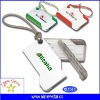 Abs plastic luggage tag NLT015
