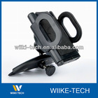 ABS Universal Car Mobile Phone Mount Holder/Cradle for IPhone5/IPhone 4/Samsung/Blackberry/Nokia/HTC/Sony etc