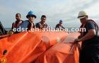 WGJ1000 rubber containment boom
