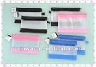PVC mesh pencil Bag