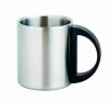 220ml stainless steel Coffee cup with plastic handle