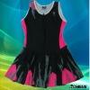 Women's netball uniform dresse girls bodysuit