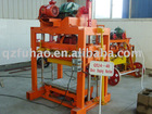 JQM-6A block machine,moving block making machine