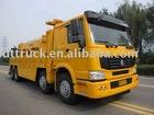 8*4 wrecker truck