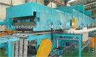 Sandwich panel machine line
