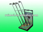 Golf Stick Display Racks