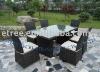 K1023 Rattan outdoor furniture
