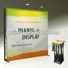 pop up stand , outdoor advertising display, mesh display
