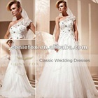 Coniefox Newest One-shoulder Wedding Dress 2012 90083