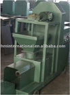 charcoal screw press briquette machine