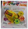 Mini Party Popper Gun with Cartridge, Confetti
