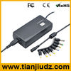 90W LCD Universal Laptop AC DC Power Supply