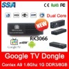 ANDROID 4.1 RK3066 DUAL CORE TV dongle MK808