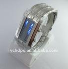 2011 LED glisten fashion LED watch