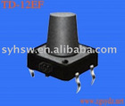 Crazy price Tact Switch TD-12EF