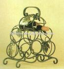 china factory wine rack home decoration design