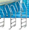 swimming pool ladder steps