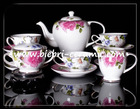 China Ceramic Coffee And Tea Sets