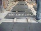 China Black Sandstone tiles