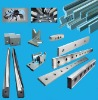 long guillotine shearing machine blade,sheet metal shear machine blade,dividing shear blades