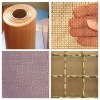Brass wire mesh(factory)