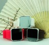 2012 Eye-catching silicone classic watch