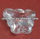 Fashion White Zircon Stone/Butterfly Shape/Fashion Decoration