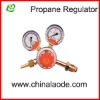 Double Gauge Propane Gas Pressure Regulator