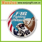 2013hotest Patch Emproidered embroidery patch police