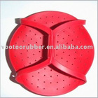 Silicone Strainer Collapsible Flat Strainer