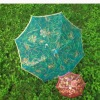light decoration umbrella [38CM radius,10 colors for choice]