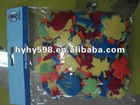 #12082703 Felt sticker, Puzzle felt, fuzzy felt, letter sticker