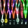 flashing LED lanyard