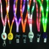 flashing LED lanyard
