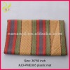 2012 foldable PP woven camping mat