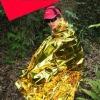 Foil Emergency Rescue Blanket